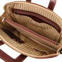 Caserta Portafolio en piel Marrón TL142070