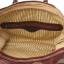 Vespucci Set da viaggio in pelle Marrone TL141257
