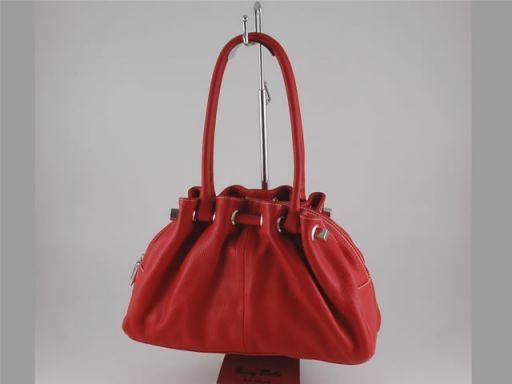 Raffaella Borsa donna in pelle Rosso TL140636