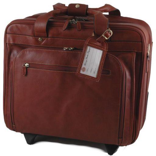 Caracas Exclusive trolley bag Коричневый FC140684