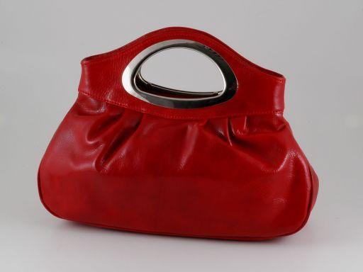 Nicole Borsa donna in pelle Rosso TL140690