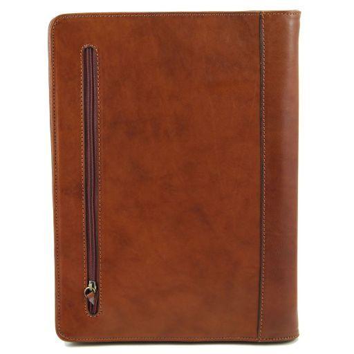 Umberto I Exclusive Leather Portfolio Black FC140244