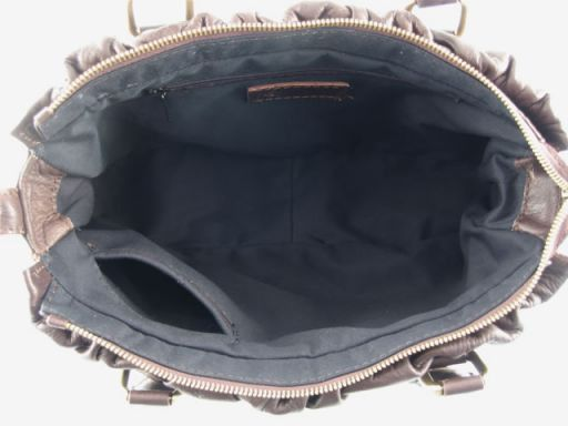 Samantha Lady leather bag Красный TL100334