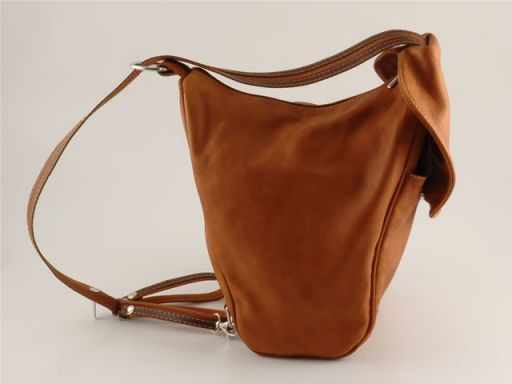 Manila Leather backpack Коньяк TL140444
