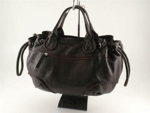 Patrizia Leder-Damenhandtasche Rot TL140469