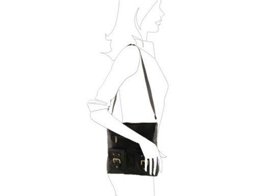 Emilia Borsa in pelle da donna Viola TL140497