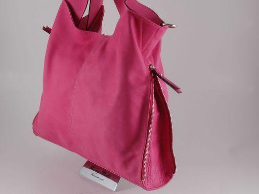 Aurora Lady leather bag Cognac TL140633