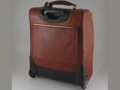 Dallas Esclusivo trolley da viaggio Marrone FC140708