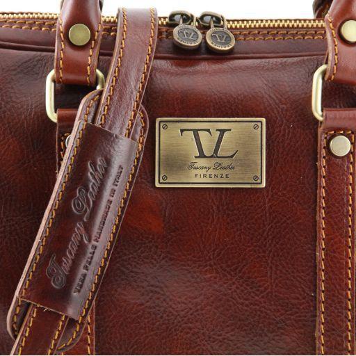 Prato Esclusiva cartella porta notebook in pelle Rosso TL140890