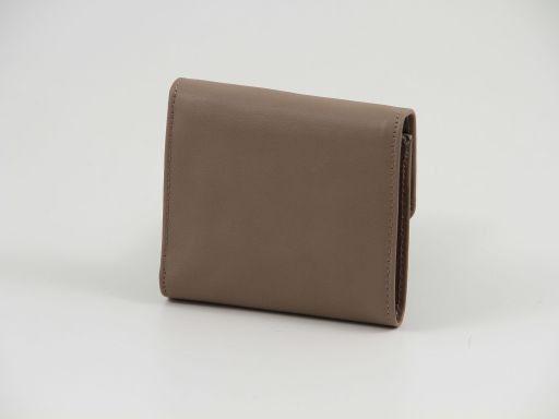 Esclusivo portafogli in pelle nappata Testa di Moro TL140903