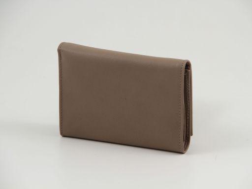 Esclusivo portafogli in pelle nappata Testa di Moro TL140906