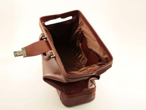 Caravaggio Borsa medico in pelle Nero TL140951