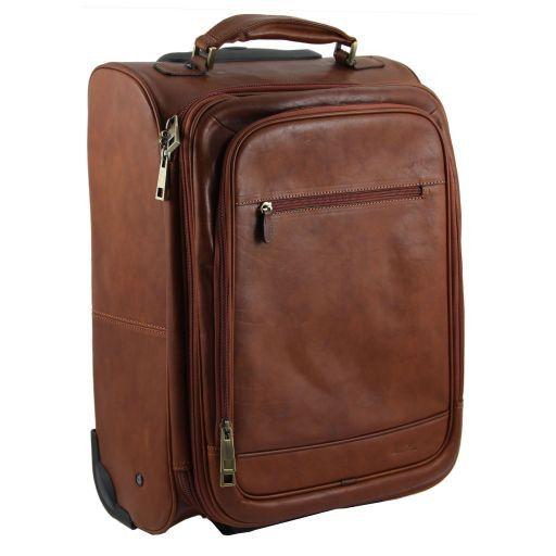 Boston Exclusive trolley bag Коричневый FC141138