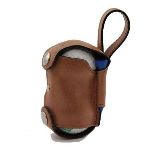 Esclusivo porta palline da golf 2 palline Testa di Moro TL141159