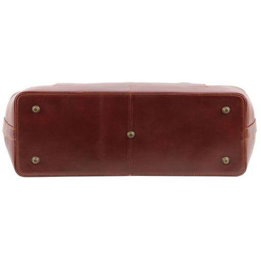 Bernini Exclusive leather doctor bag Dark Brown TL141298