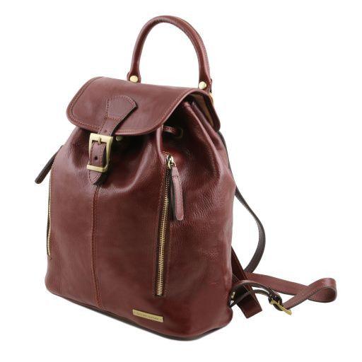 Jakarta Кожаный рюкзак Коричневый TL141341