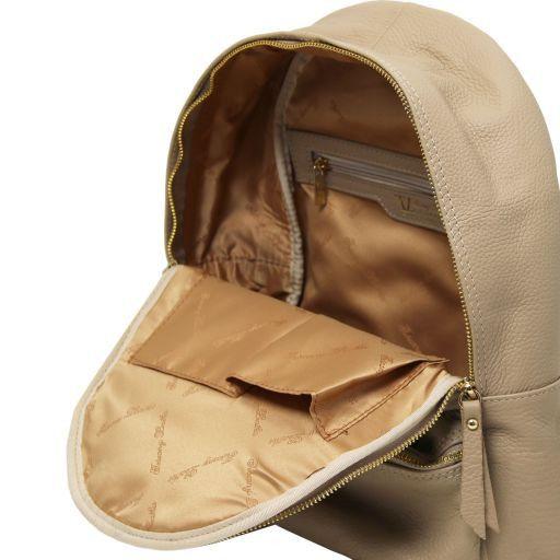 TL Bag Soft leather backpack for women Красный TL141370