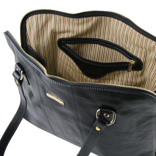 Ravenna Esclusiva borsa business per donna Rosso TL141400