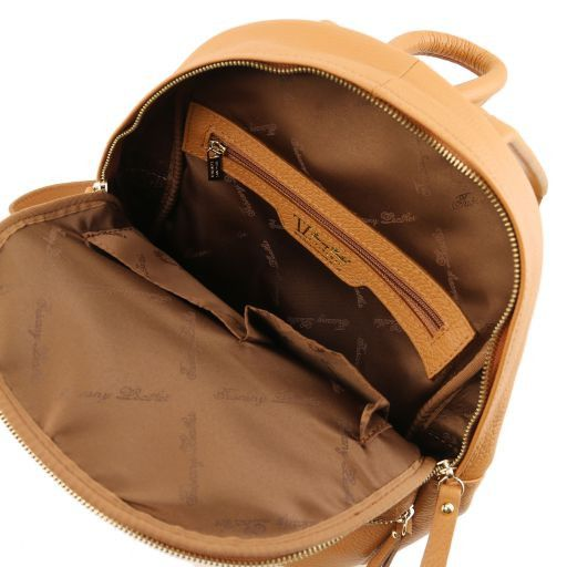 TL Bag Soft leather backpack for women Черный TL141532