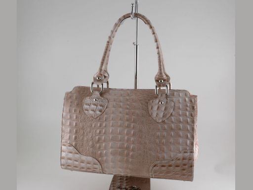 Sonia Lady leather bag Sand TL140832