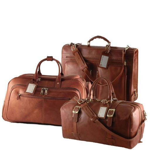 Luxurious Set da viaggio Marrone TL3073
