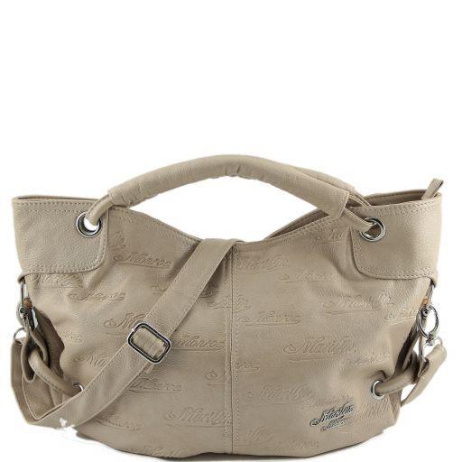 Marilyn Monroe Handbag Бежевый MM968