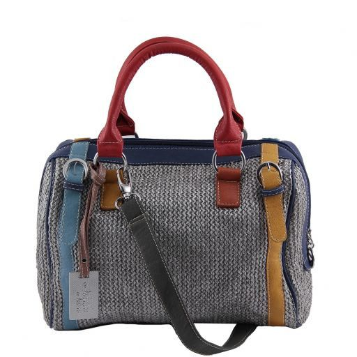 Sac à main Marilyn Monroe Gris clair MM971