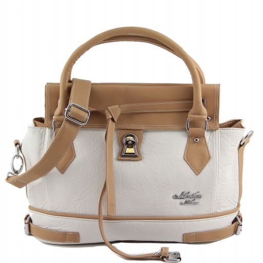 Borsa bauletto Marilyn Monroe Bianco MM999