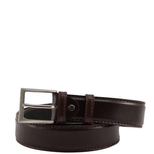 Cintura in pelle Testa di Moro TL140992