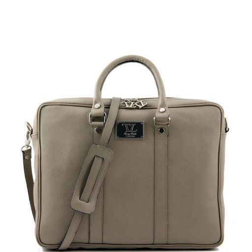 TL Bag Borsa executive in pelle Talpa chiaro TL141077