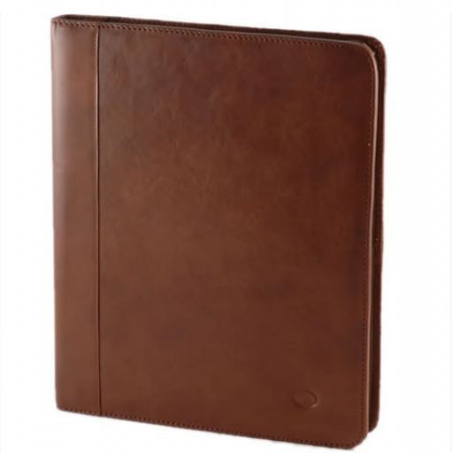 Enrico VIII Leather - Document case Brown TL10093