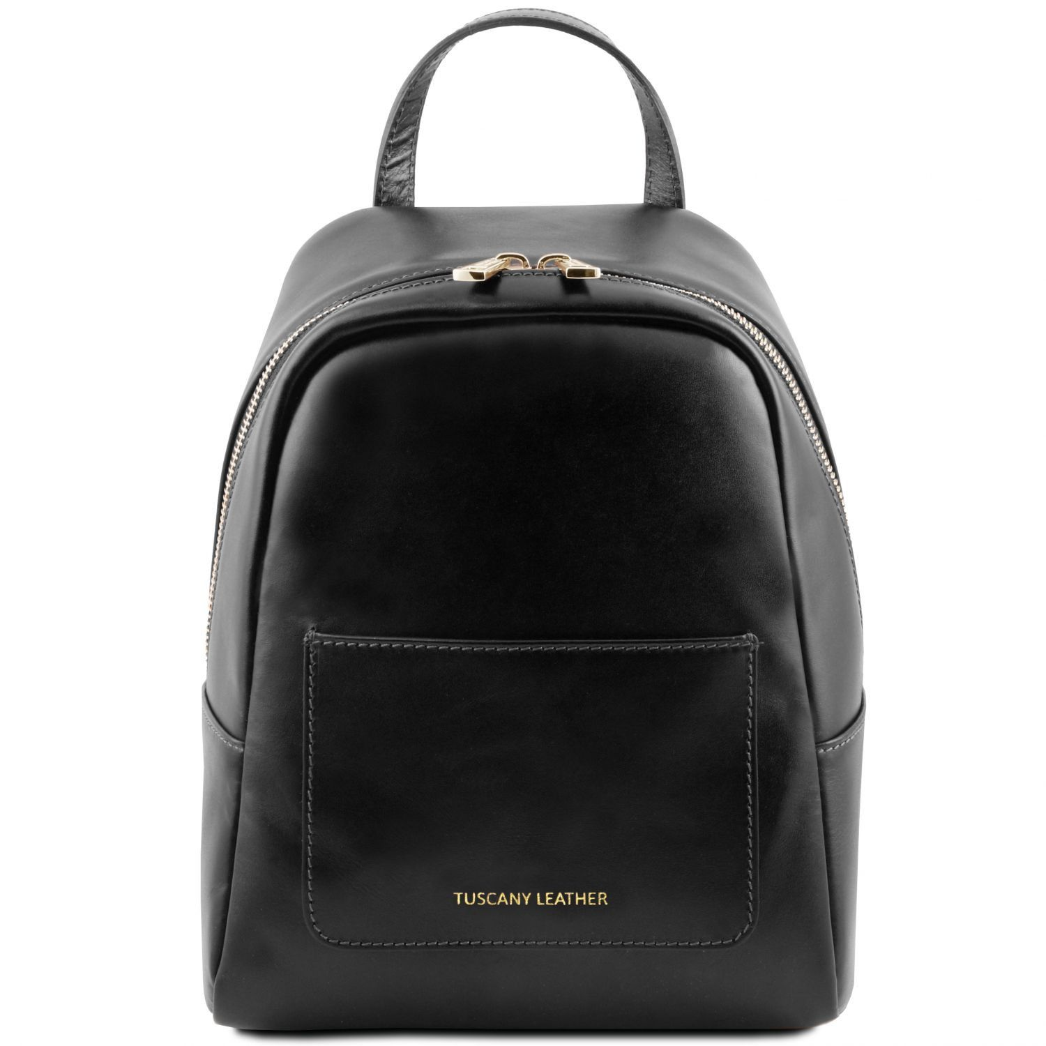 TL Bag - Little leather backpack for woman Black TL141614 - Buy ...