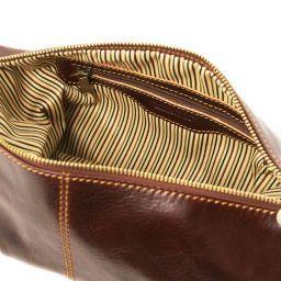 Roxy Beauty case en piel Negro TL140349