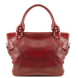 Ilenia Borsa a spalla Rosso TL140899