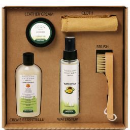 Leather care products complete set Нейтральный TL141388