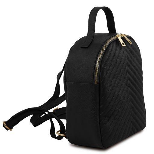 TL Bag Leather backpack for women Black TL141737