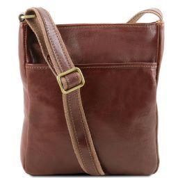Jason Кожаная сумка через плечо Коричневый TL141300