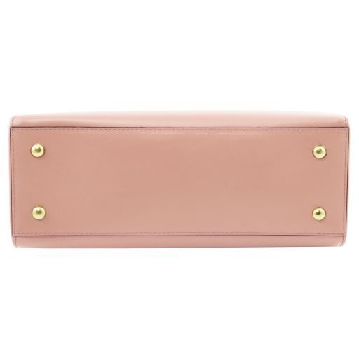 Aura Borsa a mano in pelle Ballet Pink TL141434
