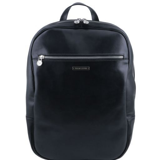 Osaka Zaino porta notebook in pelle Nero TL141308