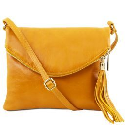 TL Young bag Shoulder bag with tassel detail Yellow TL141153