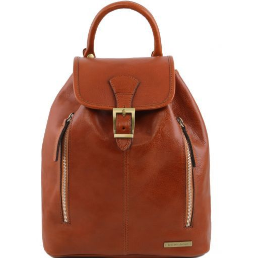 Jakarta Кожаный рюкзак Мед TL141341