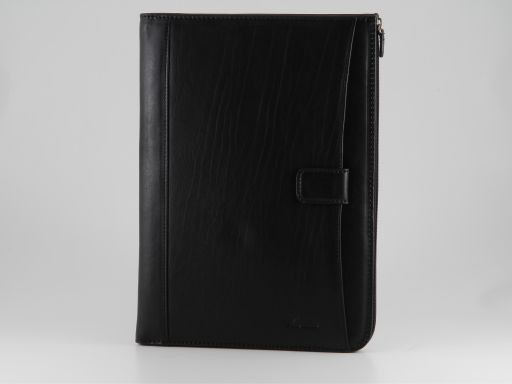 Riccardo Exclusive Leather Portfolio Black FC140234