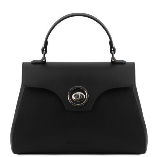 TL Bag Bauletto in pelle Nero TL141824