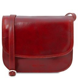 Greta Lady leather bag Red TL141958