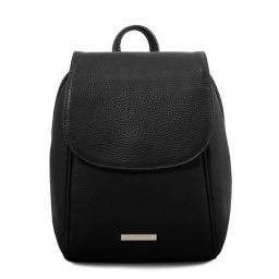TL Bag Soft leather backpack Черный TL141905