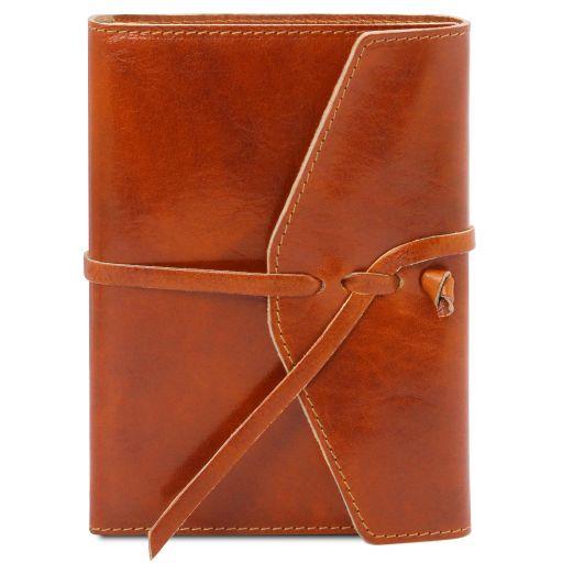 Journal / Carnet en cuir Miel TL142027