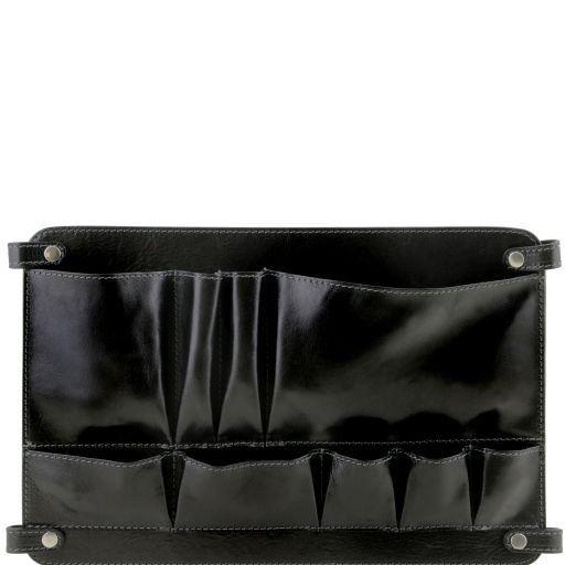 TL Smart Module Leather multifunctional module with pockets Black TL141520