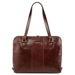 Ravenna Exclusive lady business bag Brown TL141795
