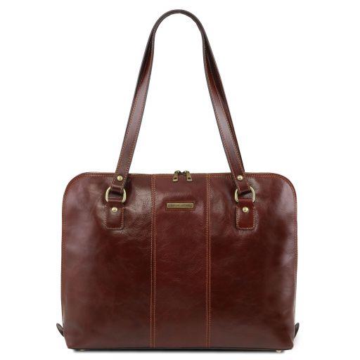 Ravenna Женская деловая сумка Коричневый TL141795