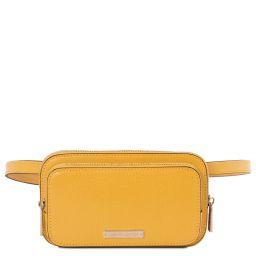 TL Bag Riñonera en piel Amarillo TL141999